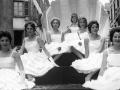 Défilé - Char de la Reine - Fête des Mousselines 1960