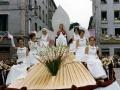 Défilé - Char de la Reine - Fête des Mousselines 1965