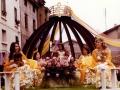 Défilé - Char de la Reine - Fête des Mousselines 1975