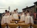 Défilé - Char de la Reine - Fête des Mousselines 1985