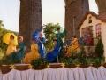 Défilé - Char de la Reine - Fête des Mousselines 1990