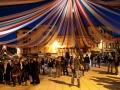 Dôme de nuit - Place du marché - Fête des Mousselines 2010 - Photographe Etienne
