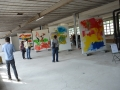 Exposion Mousselines 2015 inauguration  Ansko Project collectif Blick (10)