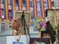 Exposition Mousselines 2015 Les arts dans la rue (14)