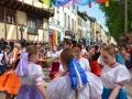 Balade costumée - Fête des Mousselines 2015