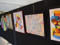 Exposition Art et peinture - Fête des Mousselines 2015