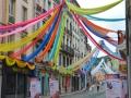 Inauguration de la rue de l'économie - Fête des Mousselines 2015