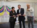 Inauguration du local Char - Fête des Mousselines 2015