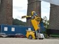 Spectacle Truck Deudeuches - Fête des Mousselines 2015