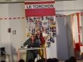 Spectacle Presse pipole - Fête des Mousselines 2015