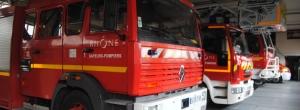 Pompier camion WEB