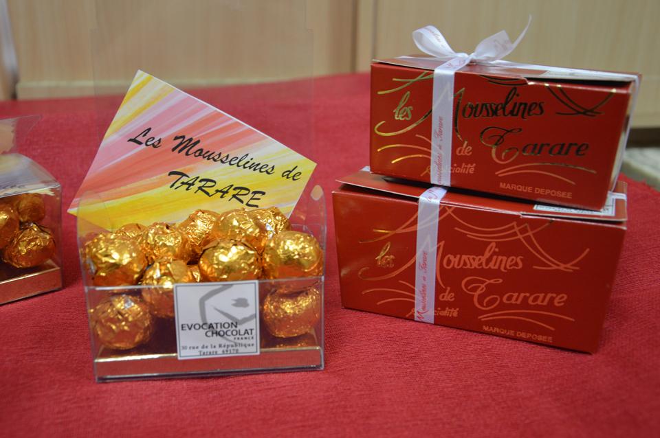 Chocolat Mousselines (1)